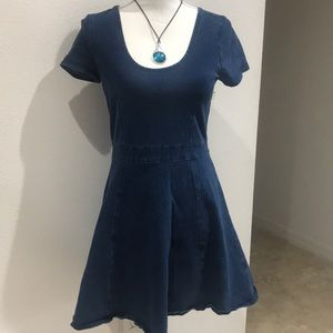 Forever 21  Casual Denim Dress